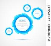 vector abstract design | Shutterstock .eps vector #114392167