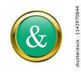 letter   lowercase letter... | Shutterstock .eps vector #1143970844