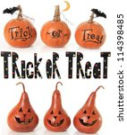 Collection Of Trick Or Treat...
