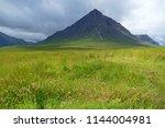 west highland way  scotland | Shutterstock . vector #1144004981