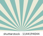 sunlight wide retro faded... | Shutterstock .eps vector #1144194044