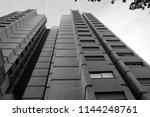 zaragoza  spain   august 14 ...   Shutterstock . vector #1144248761