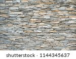stone background and texture | Shutterstock . vector #1144345637