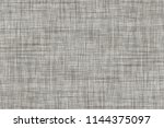 gray colored seamless linen... | Shutterstock . vector #1144375097