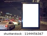 blank place for your... | Shutterstock . vector #1144456367