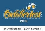 Oktoberfest Handwritten...