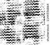 seamless pattern glitch design. ... | Shutterstock . vector #1144556864