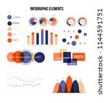 business plan visualisation...   Shutterstock .eps vector #1144591751