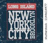 New York Brooklyn Sport Wear...