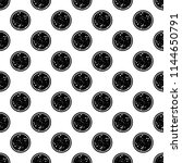 pizza icon in pattern style | Shutterstock . vector #1144650791