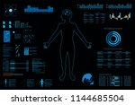 body information futuristic...