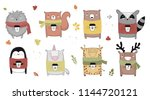 Vector Collection Of Line...