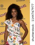 "Small photo of CHICAGO - JUL 25: Singer Kelly Rowland attends Refinery29's ""29Rooms: Turn it Into Art,"" on July 25, 2018 in Chicago, Illinois."