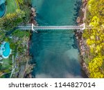 parsley bay reserve  vaucluse ... | Shutterstock . vector #1144827014