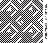 abstract seamless pattern with... | Shutterstock .eps vector #1144845107