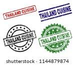 thailand cuisine seal prints...   Shutterstock .eps vector #1144879874