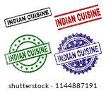 indian cuisine seal imprints...   Shutterstock .eps vector #1144887191