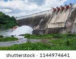 khun dan prakan chon dam at...   Shutterstock . vector #1144974641