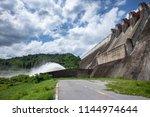 khun dan prakan chon dam at...   Shutterstock . vector #1144974644