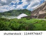 khun dan prakan chon dam at...   Shutterstock . vector #1144974647