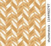 zigzag pattern seamless zigzag... | Shutterstock .eps vector #1144983797