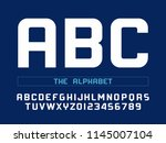 modern professional vector...   Shutterstock .eps vector #1145007104