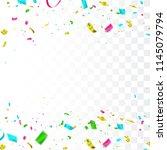 celebration background template ... | Shutterstock .eps vector #1145079794