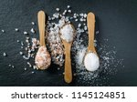 Different Types Of Salt. Sea ...