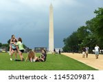 washington  dc   may 31  2018 ... | Shutterstock . vector #1145209871