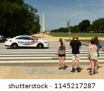 washington  dc   june 01  2018  ... | Shutterstock . vector #1145217287