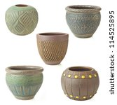 Collection Of Flower Pot ...