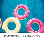 Pool And Life Buoys   Donuts