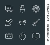modern flat simple vector icon... | Shutterstock .eps vector #1145289881
