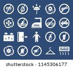 set of 20 icons such as air...