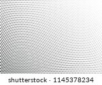 abstract halftone wave dotted... | Shutterstock .eps vector #1145378234