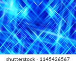 geometric blue intersecting... | Shutterstock . vector #1145426567