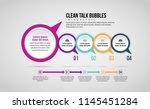 vector illustration of clean...   Shutterstock .eps vector #1145451284
