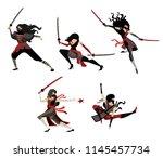 Ninja Women Collection