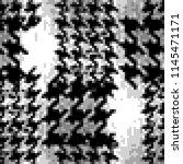pixel seamless pattern...   Shutterstock . vector #1145471171
