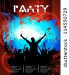 concert. vector illustration | Shutterstock .eps vector #114550729