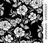 elegant seamless pattern with...   Shutterstock .eps vector #1145553227