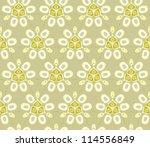 abstract kaleidoscope... | Shutterstock .eps vector #114556849