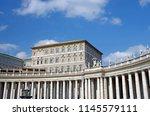Pope's Apartment In Vatican...