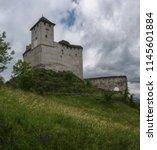 balzers  liechtenstein  ...   Shutterstock . vector #1145601884