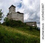 balzers  liechtenstein  ...   Shutterstock . vector #1145601887