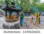 hong kong   january 26  2016 ... | Shutterstock . vector #1145626601