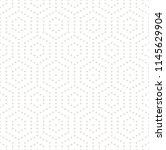 vector seamless pattern. modern ... | Shutterstock .eps vector #1145629904