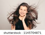 health  people  dentist and... | Shutterstock . vector #1145704871