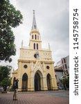 2018.7.26 bangkok thailand   a... | Shutterstock . vector #1145758754