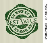 green best value rubber seal   Shutterstock .eps vector #1145816057